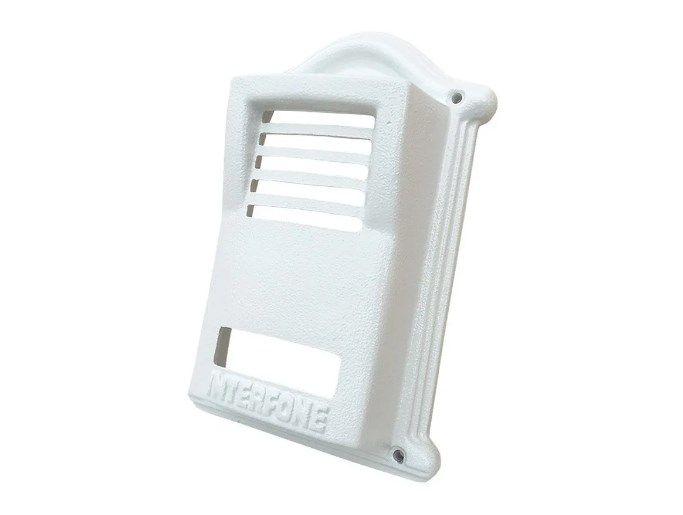 Protetor De Porteiro Eletrônico Interfone Hdl F8 Branco