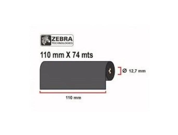 Ribbon De Cera 110x74 Qualidade Premium