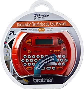 Rotulador Portátil Brother PT-70 P touch