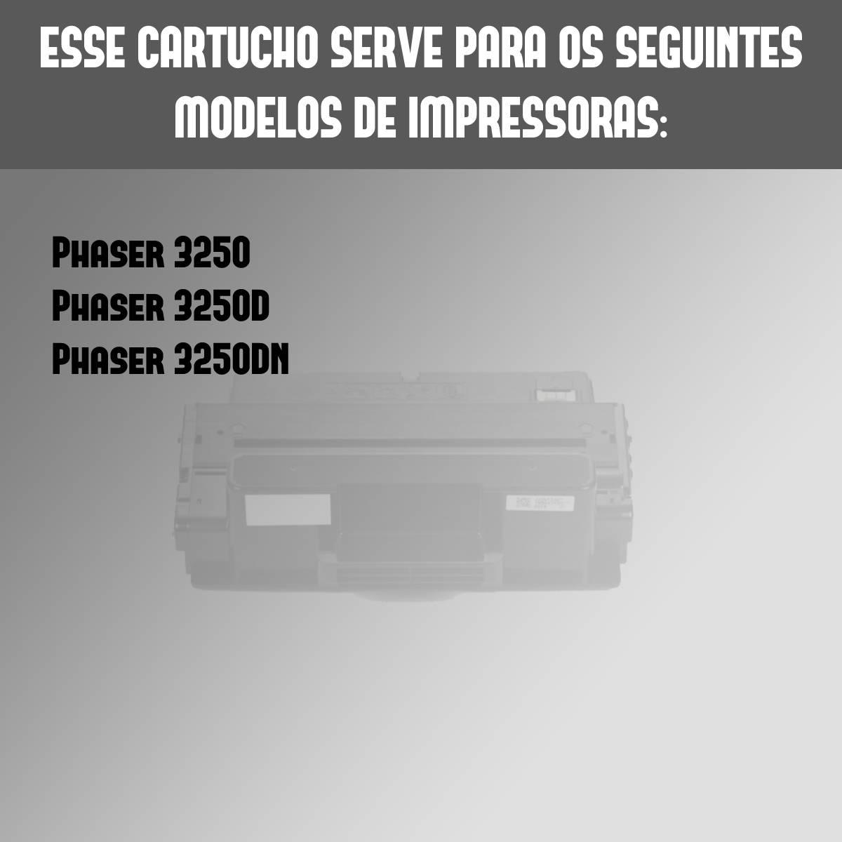 Toner Compatível 3215 3325 WC3325