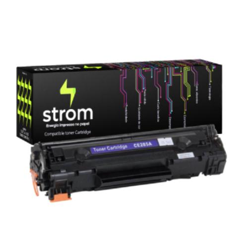 Toner compatível HP Cb435a Cb436a 285a P1005 P1505 M1120