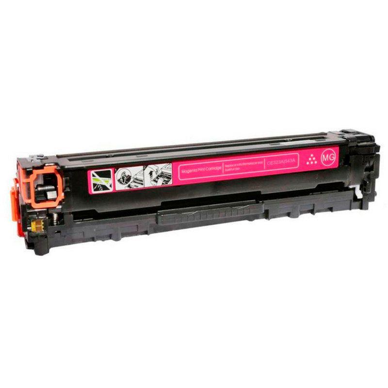 Toner Compatível com HP CB543A Magenta - Cp1215 Cp1515 Cp1518