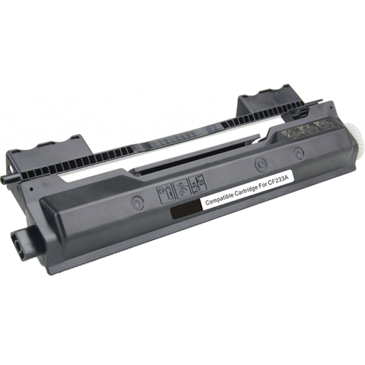 Toner Compatível com HP CF233A 33A | M106 M134 M106W M134A M134FN 106W 134A 134FN