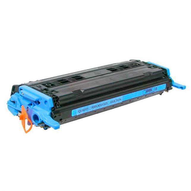TONER COMPATÍVEL COM HP Q6001A Q6001AB | CIANO 2605DN 2600 2600N 2600DTN