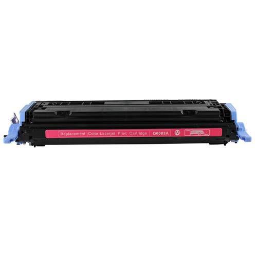 TONER COMPATÍVEL COM HP Q6003A Q6003AB MAGENTA | 2605DN 2600 2600N 2600DTN