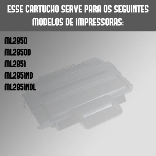 Toner Compatível Samsung 5530 ScxD5530B Scx5530Fn Scx5530 8k