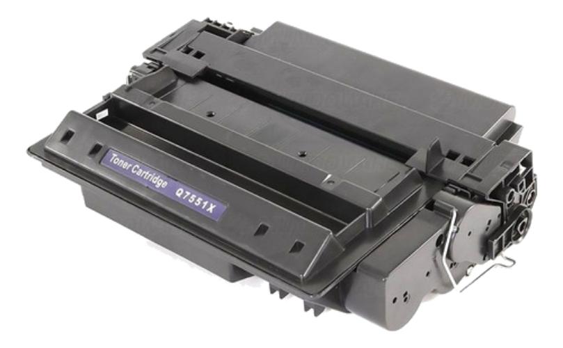 Toner Compatível HP Q7551x 7551x  51x 7551 51