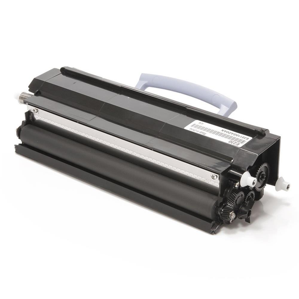 Toner Compatível Lexmark E230 | E232 | E330 | 12A8400 34038HL - Preto