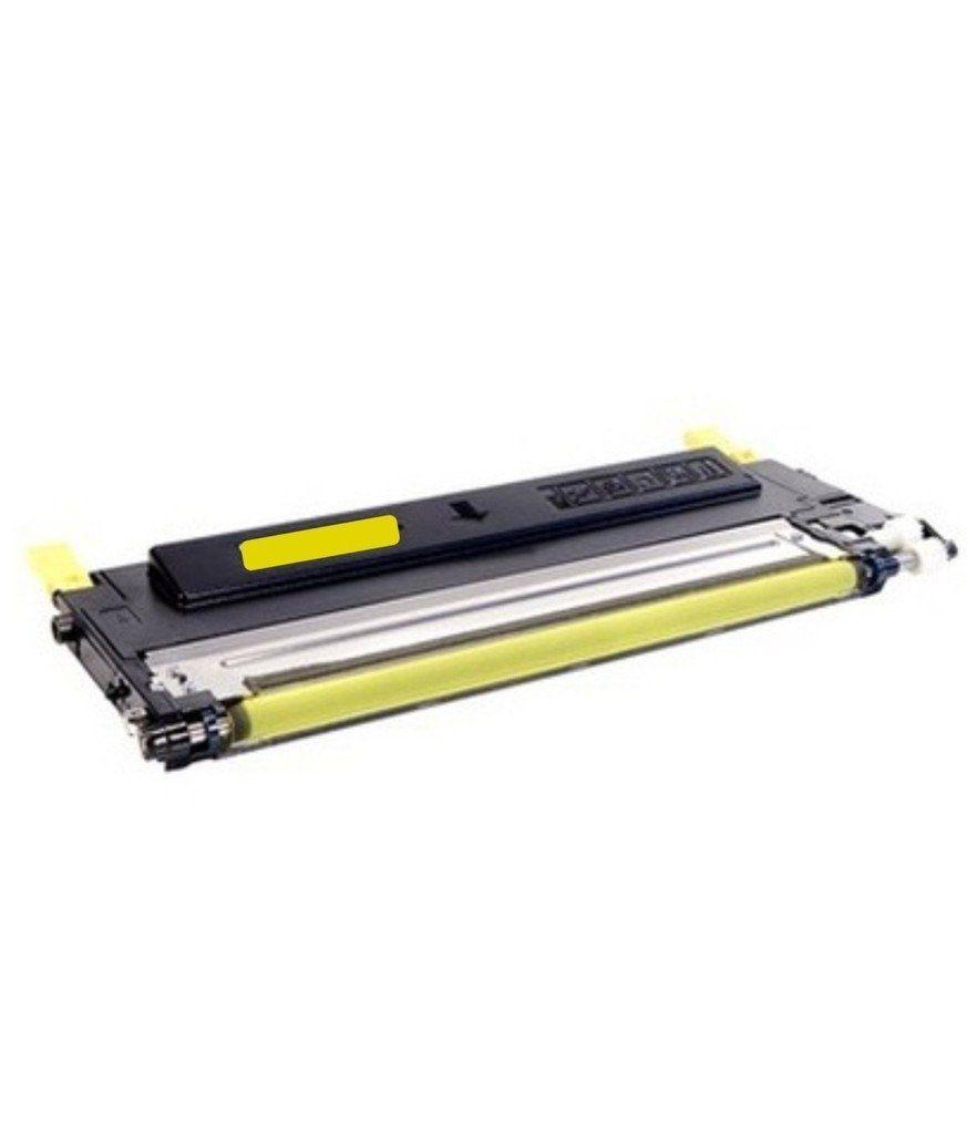 Toner Compatível Samsung CLT-Y409S  Amarelo Para Clp310 Clp315 Clx3175 Clx 3170n
