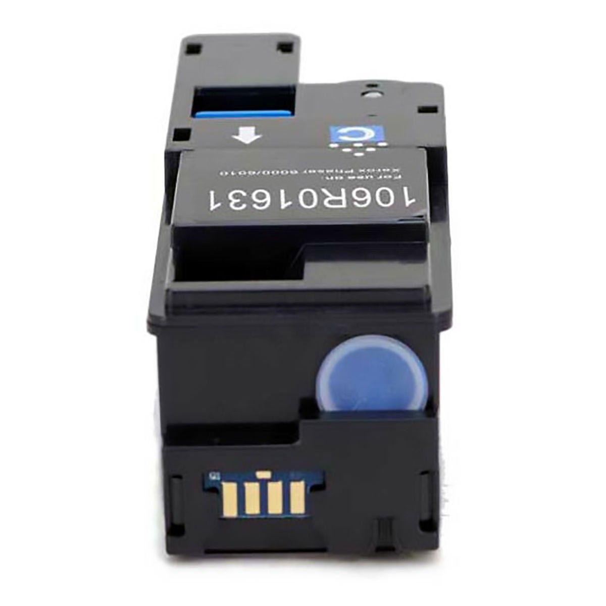 Toner Compatível Xerox Phaser 6000 6010 6015 Ciano