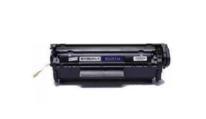 Toner HP 2612A 12A Compatível P/ Impressora 1010 1015 1018 1020 1022