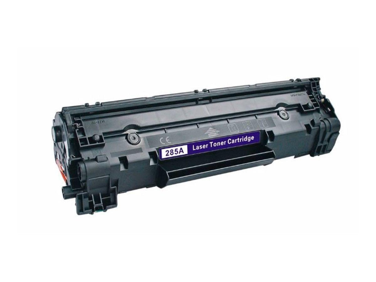 Toner HP CE285A 85A 285 Compatível com P1102w M1132 M1212
