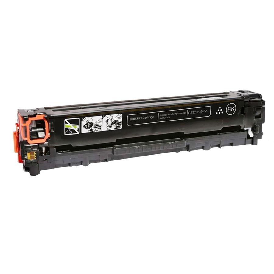 Toner HP CF210A/CB540 Preto Compatível Cp1215 Cm1312 Cp1515
