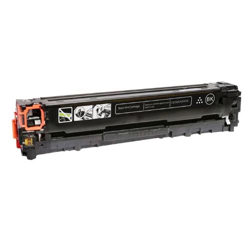 Toner HP Cf210a Cb540 540 210a Preto Compatível 1215 1312