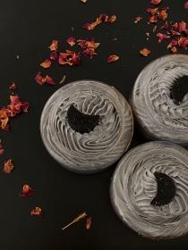 Lua Negra - Merengue esfoliante para o banho