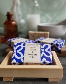 Oliva e leite de Cabra - Sabonete