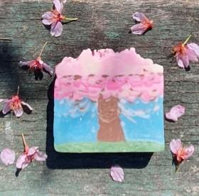 Sakura - Sabonete