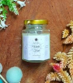Winter Frost - Vela perfumada - 80g