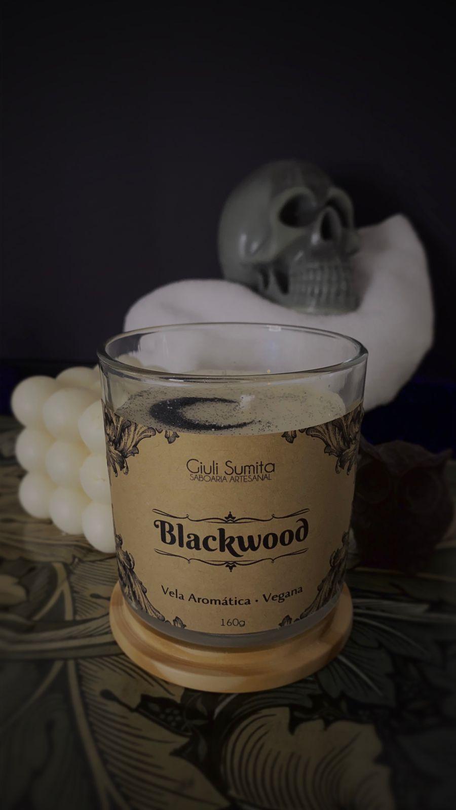 Blackwood - Vela aromática - 160g