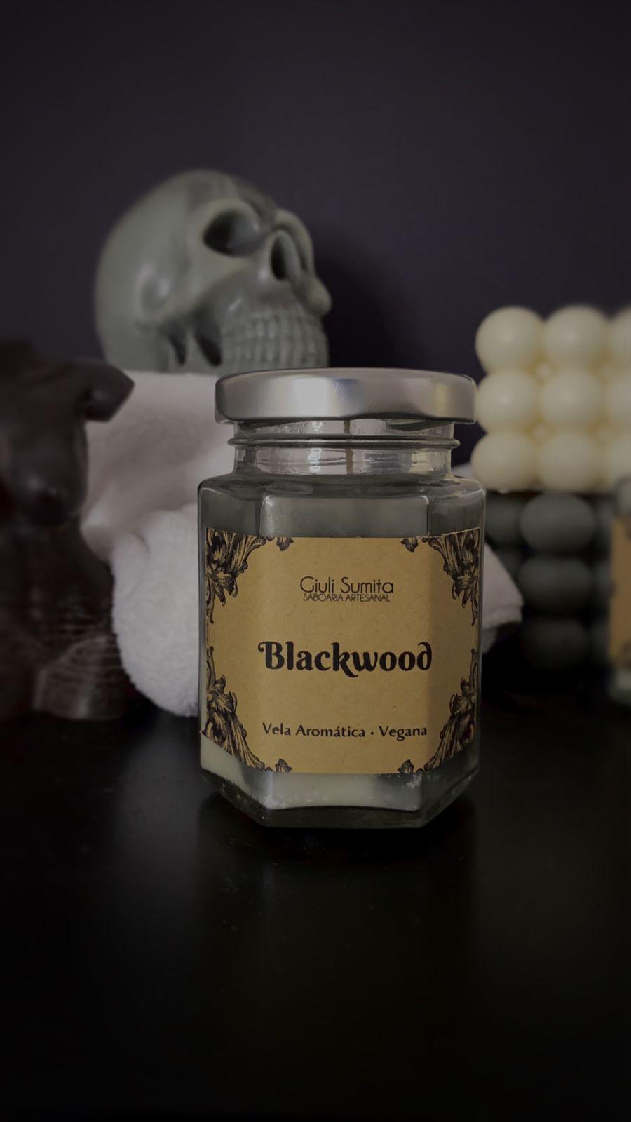 Blackwood - Vela aromática - 90g
