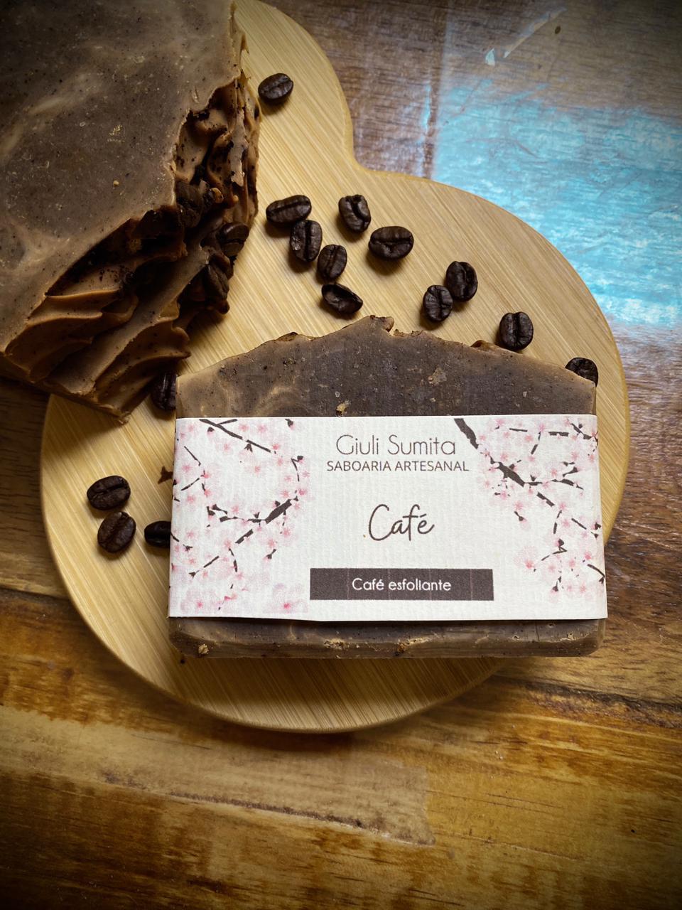 Café - Sabonete