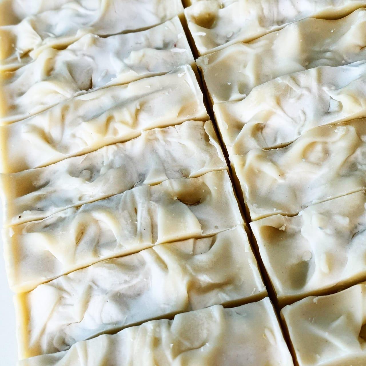 Chocolate Branco - Sabonete hipoalergênico