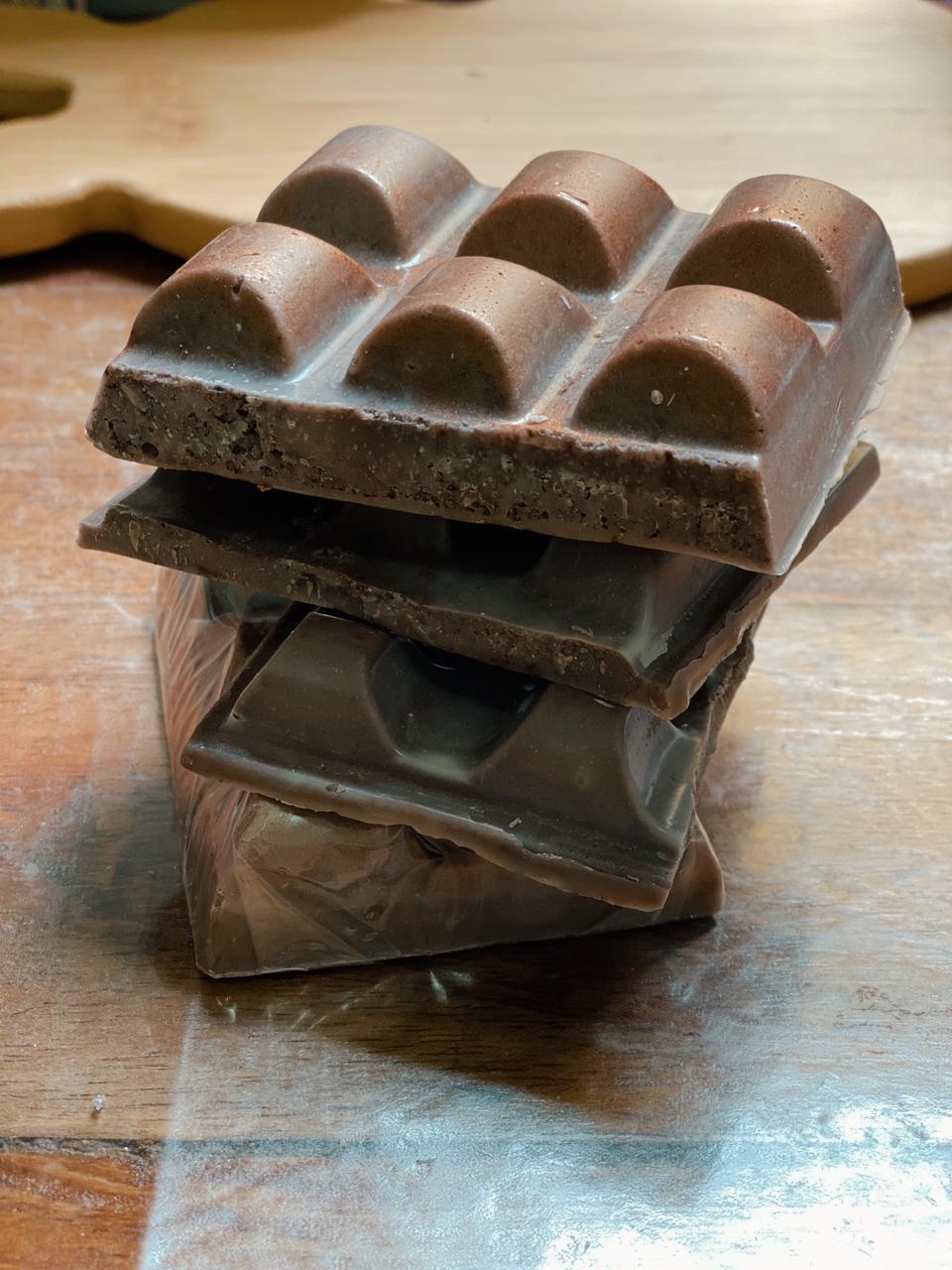 Chocolate - Hidratante corporal sólido