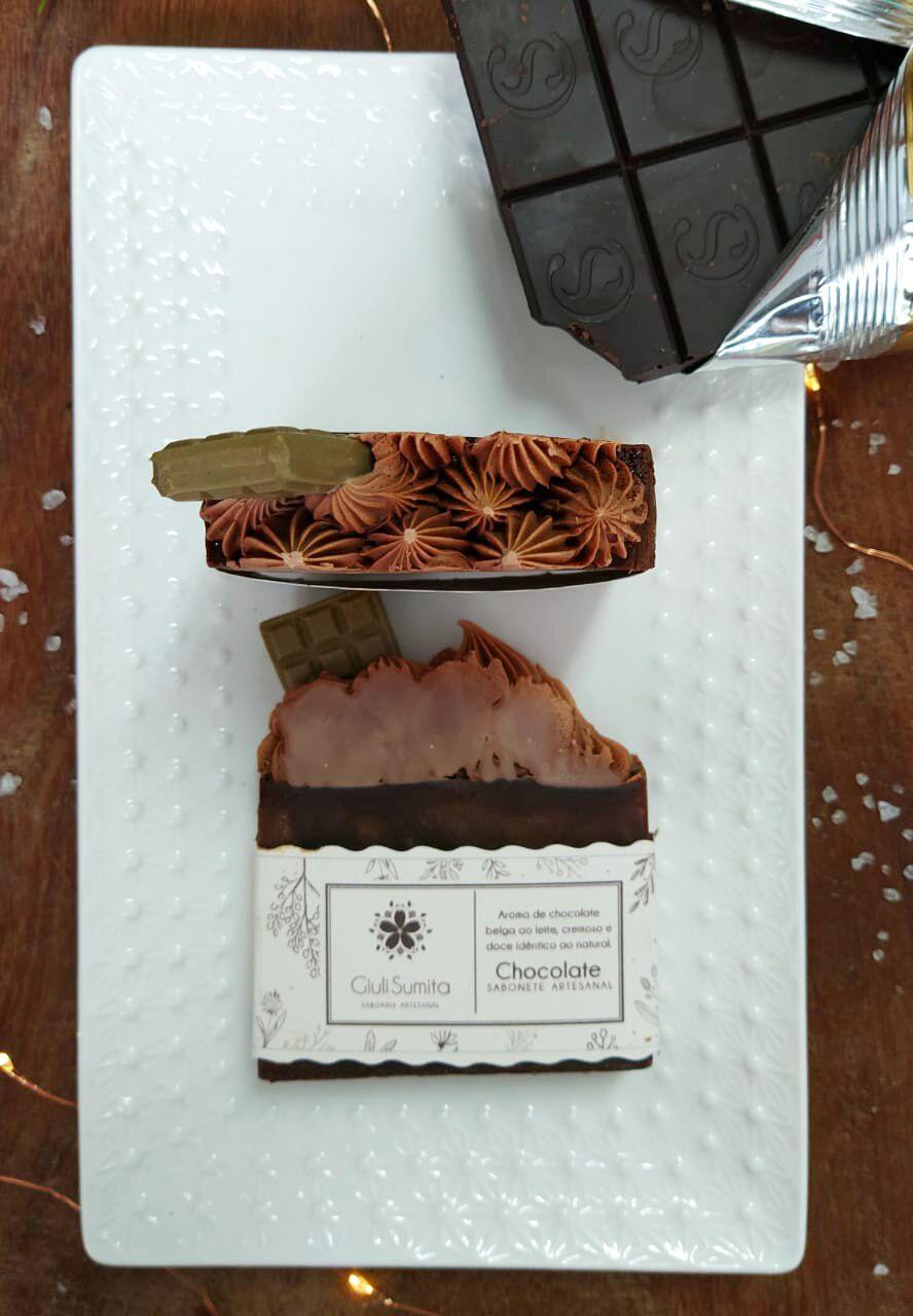 Chocolate - Sabonete