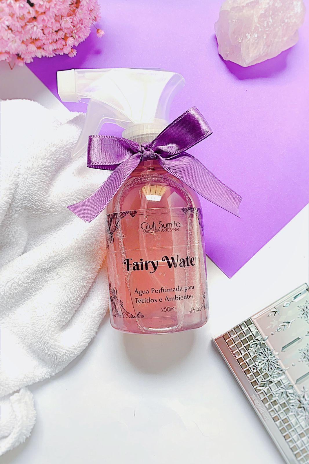 Fairy Water - Água Perfumada para tecidos e ambiente 250ml