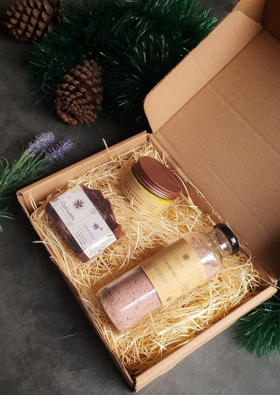 Lavender - Kit de presente