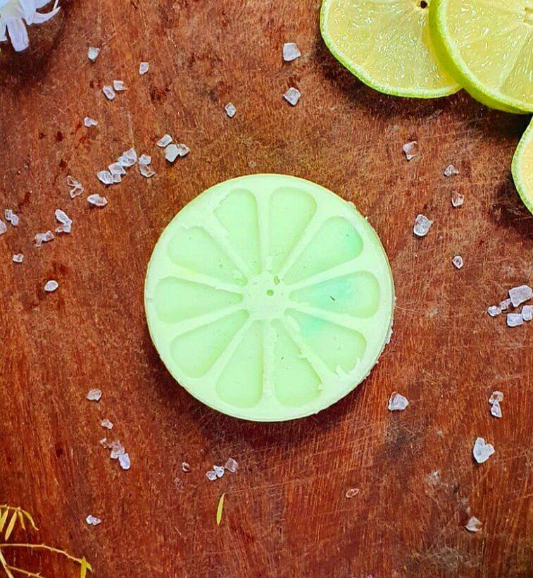Limão - Hidratante corporal sólido