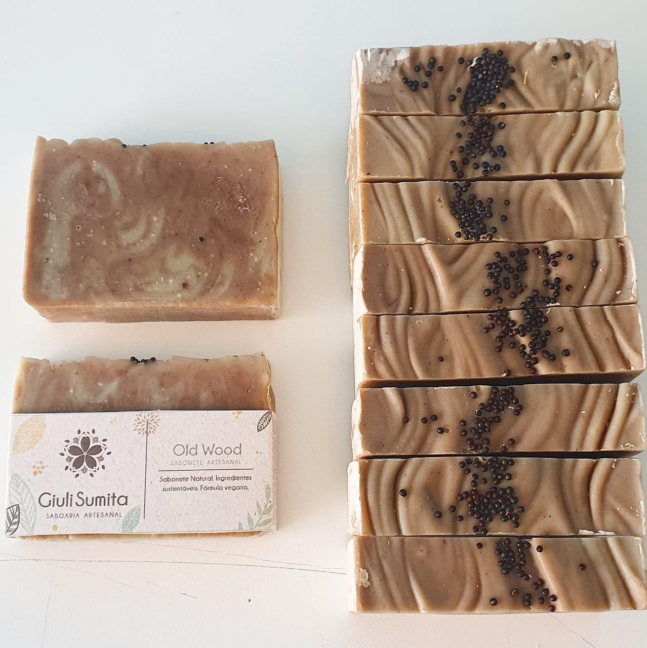Old Wood - Sabonete
