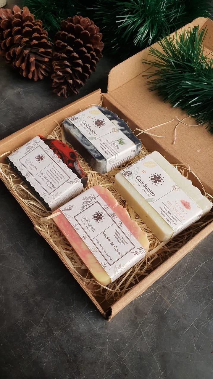 Soaps - Kit de Natal