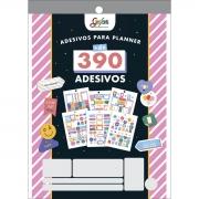 Bloco de Adesivos para Planner - Tilibra