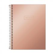 Caderno Colegial West Village Metalizado 1 matéria - Tilibra