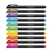 Caneta Brush Supersoft - Faber-Castell