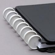 Discos + Elástico G - Caderno Inteligente