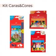 Kit Caras & Cores