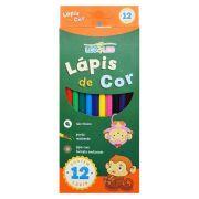 Lápis de Cor Eco com 12 cores - Leo&Leo