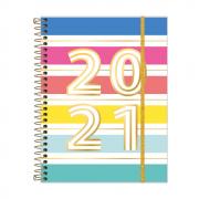 Planner 2021 BE NICE - Tilibra