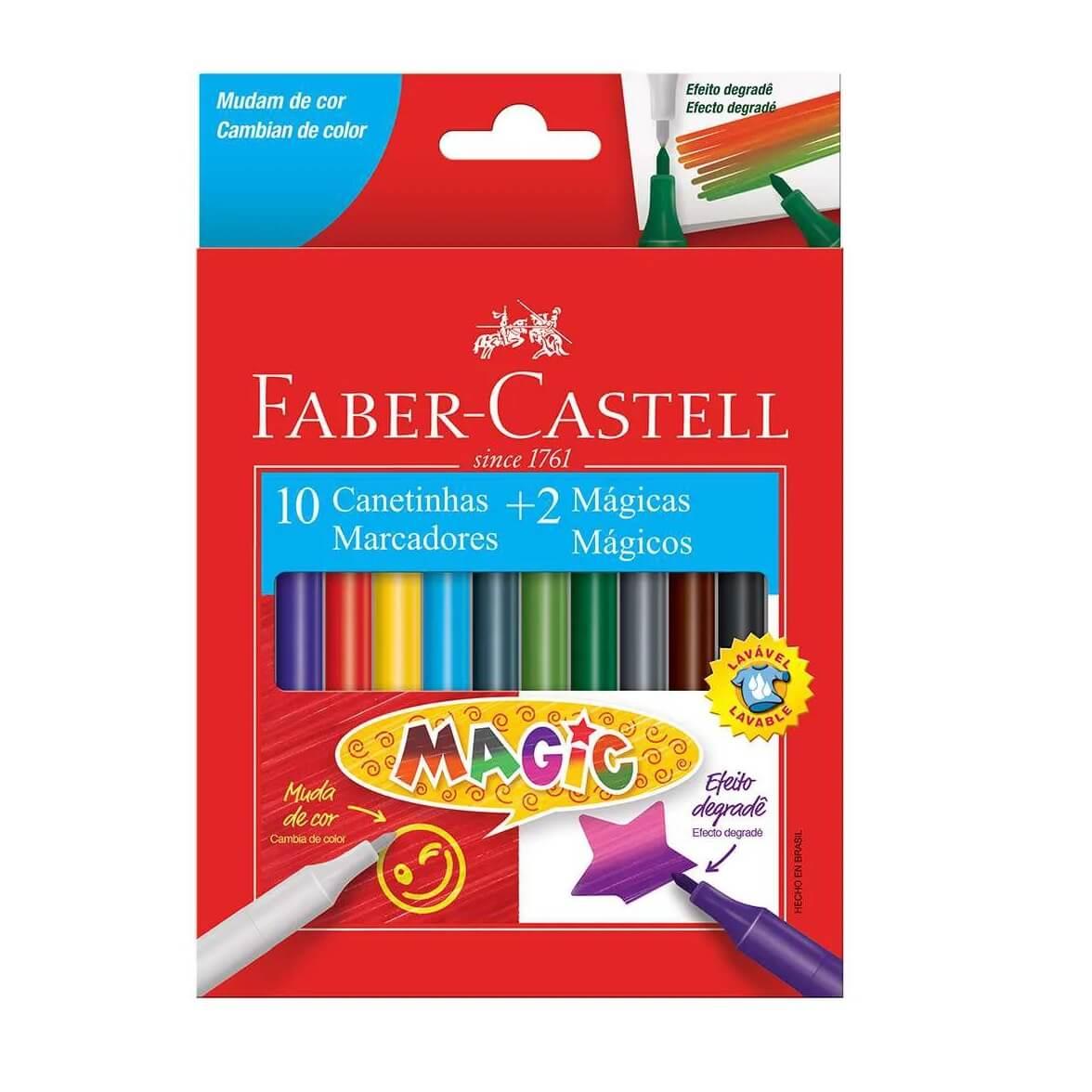 Canetinha Magic - Faber-Castell