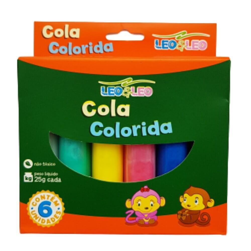 Cola Colorida - Leo&Leo