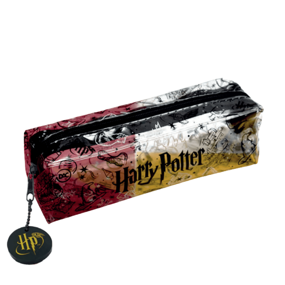 Estojo Harry Potter Transparente - DAC