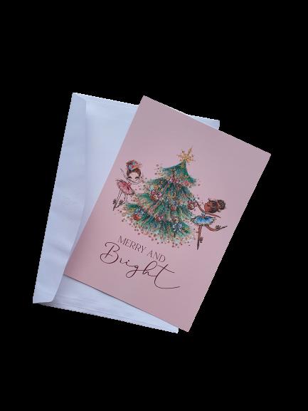 Kit de Cartões Sugar Plum