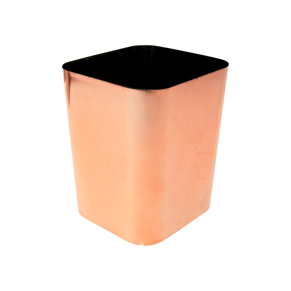 Porta-lápis Rosé Gold - Dello
