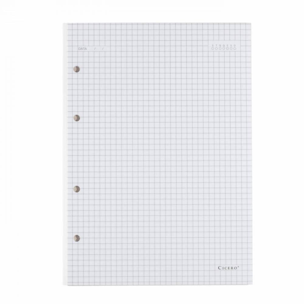 Refil para Caderno Criativo - Cícero
