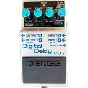 Boss Digital Delay Dd7 Seminovo