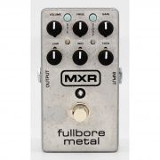 Pedal Mxr Fullbore Metal Distortion Seminovo