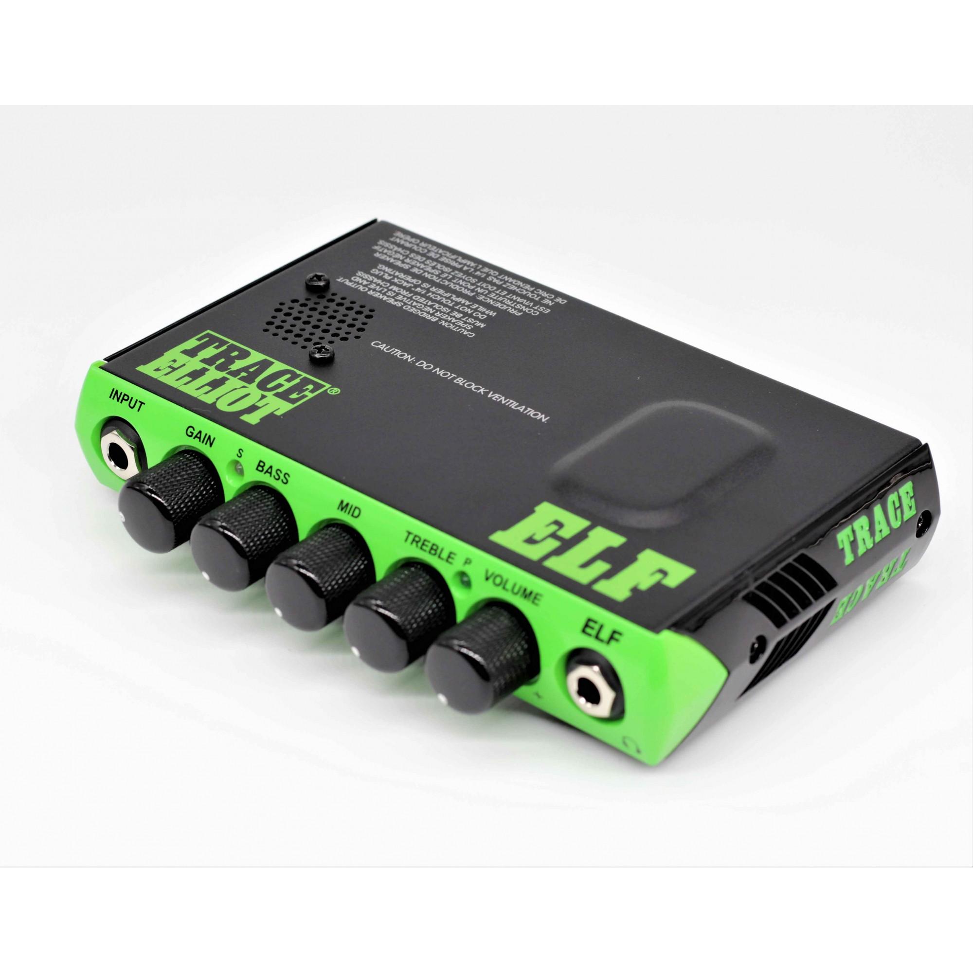 Amplificador Contrabaixo Trace Elliot Elf 200W