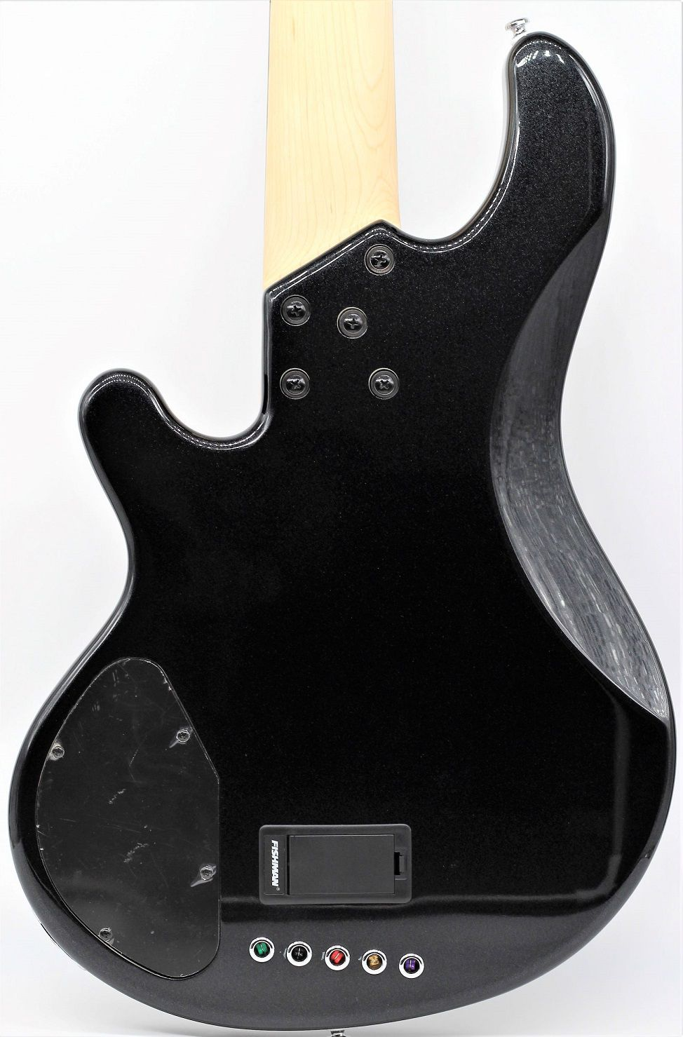 Baixo Lakland 55-02 Custom Black Sparkle